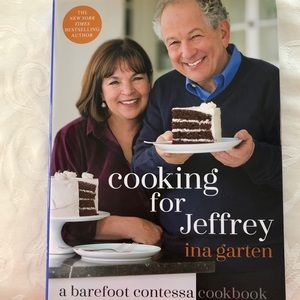 Other - Cooking for Jeffrey by Ina Garten